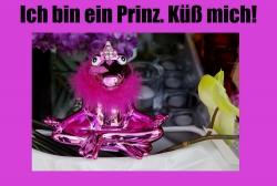 Ideen für den Valentinstag: Froschkönig