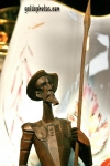 lustige Fotos zu  Männer, Don Quichote