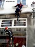 lustige Fotos zu  Männer, Feuerwehr